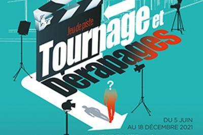 Jeu De Piste Tournage & Derapages Lyon 6e