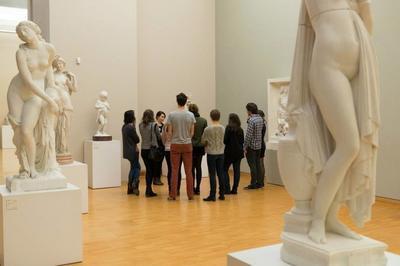 Jeu De Piste - Un Musée En Détail à Grenoble