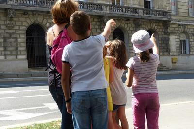Jeude Piste En Famille À La Découverte Des Monuments Historiques Du Centre-ville à Saint Etienne