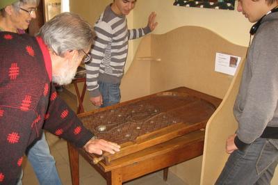Jeux Bressans Au Musée à Pierre de Bresse