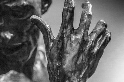 «Jeux de mains» présentée par Balade Art Paris à Nice