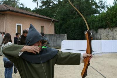 Jeux De Plateau, Tir À L'arc à Mimizan