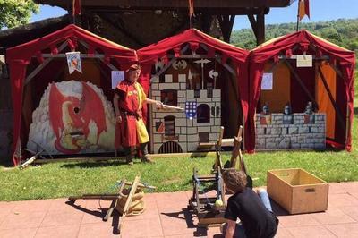 Jeux Médiévaux Pour Les Enfants à Sierck les Bains