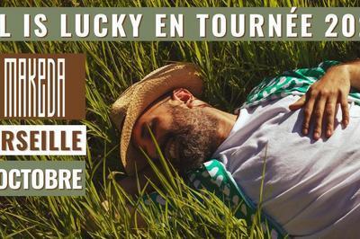Jil is Lucky à Marseille