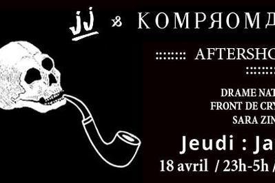 Jj & Kompromat Aftershow à Paris 10ème