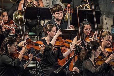 Mozart : Sérénade Gran Partita K361 à Saintes