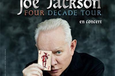 Joe Jackson à Strasbourg