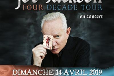 Joe Jackson à Paris 9ème