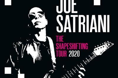 Joe Satriani à Saint Malo