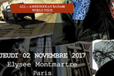 Joey Badass à Paris 18ème