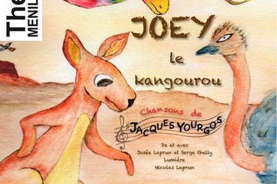 Joey Le Petit Kangourou à Paris 20ème
