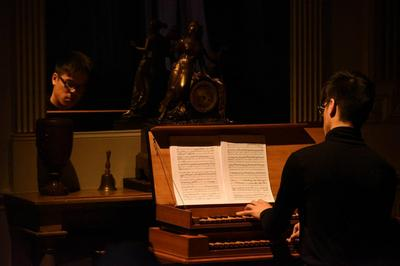 Johann Sebastian Bach à Melisey