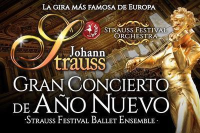 Rossini / Johann Strauss à Strasbourg