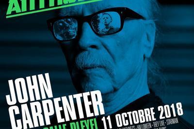 John Carpenter à Paris 8ème