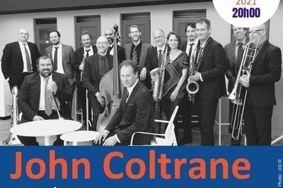 John Coltrane à Paris 15ème