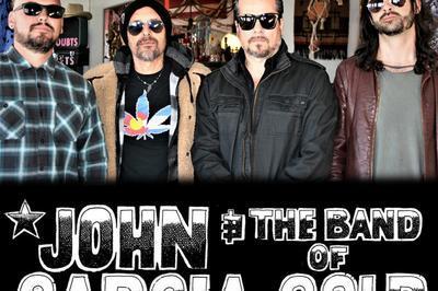 John Garcia & The Band f Gold et Dead Quiet à Lyon