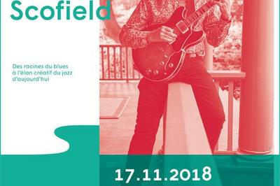 John Scofield Quartet à Boulogne Billancourt