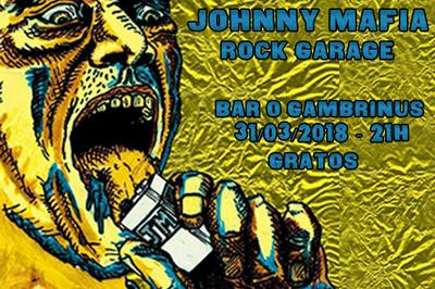 Johnny Mafia (Rock-Garage) à Albi