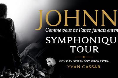 Johnny Symphony Tour à Limoges