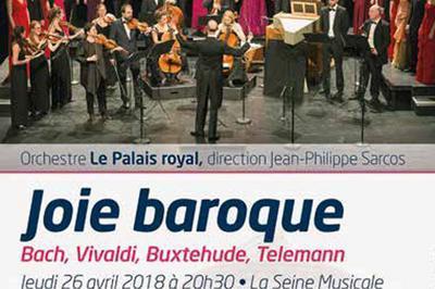 Joie Baroque à Boulogne Billancourt