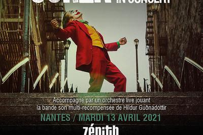 Joker en ciné Concert - report à Nantes