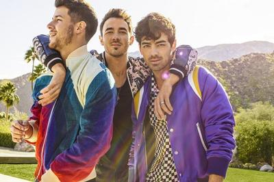 Jonas Brothers à Paris 12ème