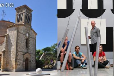 Jörg Muller - Mobile - Patrimoine en Mouvement à Aix en Provence