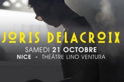 Joris Delacroix - Sam 21 Oct - Théâtre Lino Ventura - Nice