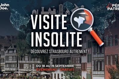 Jouez Aux Agents Secrets En Mission Dans Strasbourg !