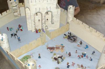 Jour de fête au château à Basse Goulaine