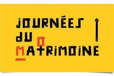 Journée Du Matrimoine à Grenoble
