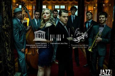 Journée Internationale du Jazz | Galaad Moutoz Swing Orchestra à Saint Germain en Laye