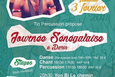 Journée Sénégalaise à Paris à Paris 19ème