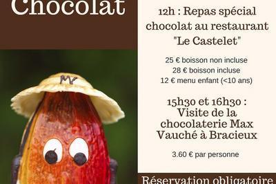 Journée Spéciale Chocolat, Idéale Pour Les Gourmands Et Les Gourmets ! à Blois