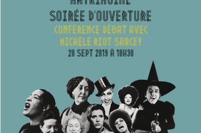 Journées Du Matrimoine - Conférence-débat Avec Michèle Riot-sarcey à Lyon