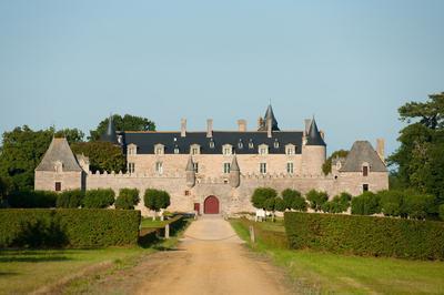 Journées Du Patrimoine Au Château De Bienassis à Erquy