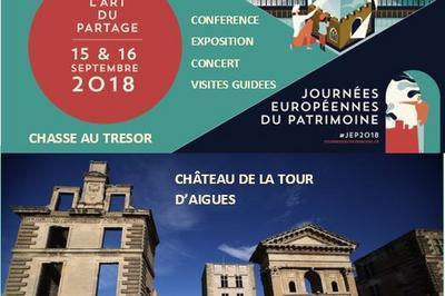 Journées du patrimoine/ Château de La Tour d'Aigues