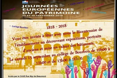 Journées Européennes Du Patrimoine à Saint Denis