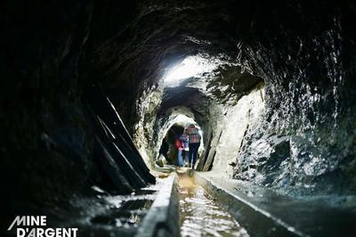 Journées Européennes Du Patrimoine À La Mine D'argent Du Fournel à L'Argentiere la Bessee