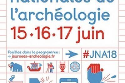Journées nationales de l'archéologie à Mont de Marsan
