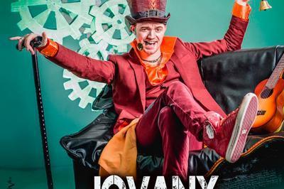 Jovany L'Univers Est Grand, à Cannes