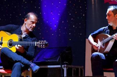Juan Carmona & Ptit Moh à Les Lilas