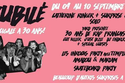 Jubilé - La Cigale a 30 ans ! à Paris 18ème