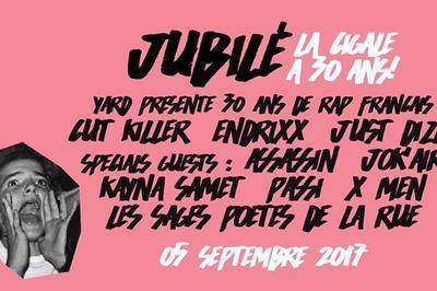 Jubilé ! Yard présente 30 ans de RAP Français à Paris 18ème