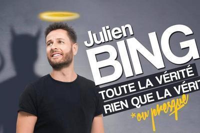 Julien Bing à Dunkerque