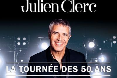 Julien Clerc La tournée des 50 ans ! à Lunel