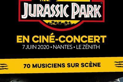 Jurassic Park en Ciné Concert - report à Nantes