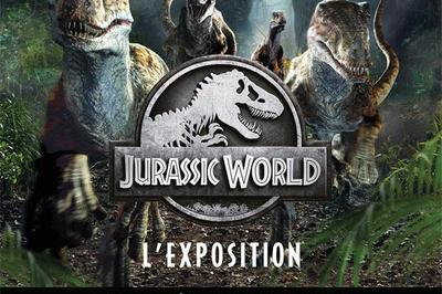 Jurassic World / L'Exposition à Saint Denis