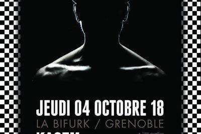 Kacem Wapalek à la Bifurk à Grenoble