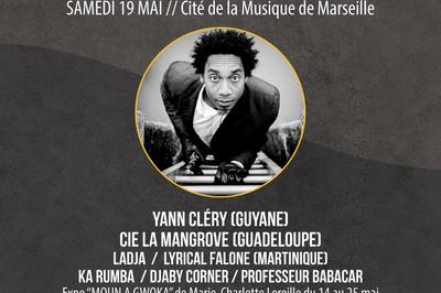 Festival Kadans Caraïbe 2018 à Marseille